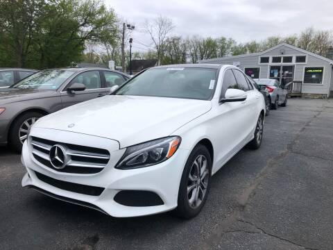 2015 Mercedes-Benz C-Class for sale at Top Line Import in Haverhill MA