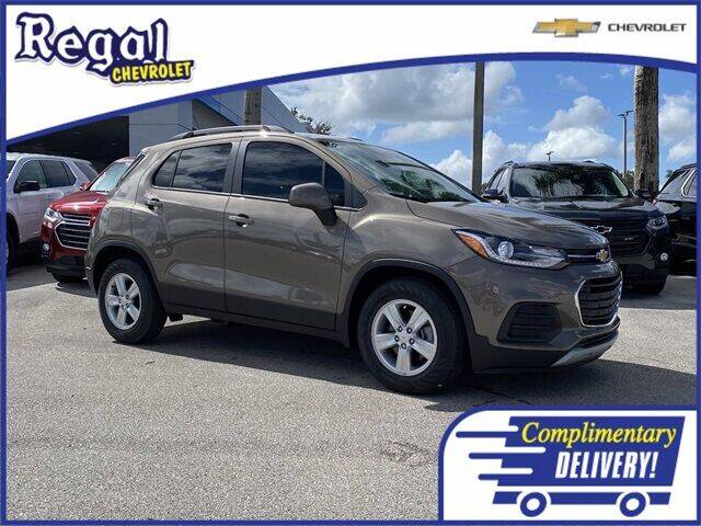 2021 Chevrolet Trax for sale in Lakeland, FL