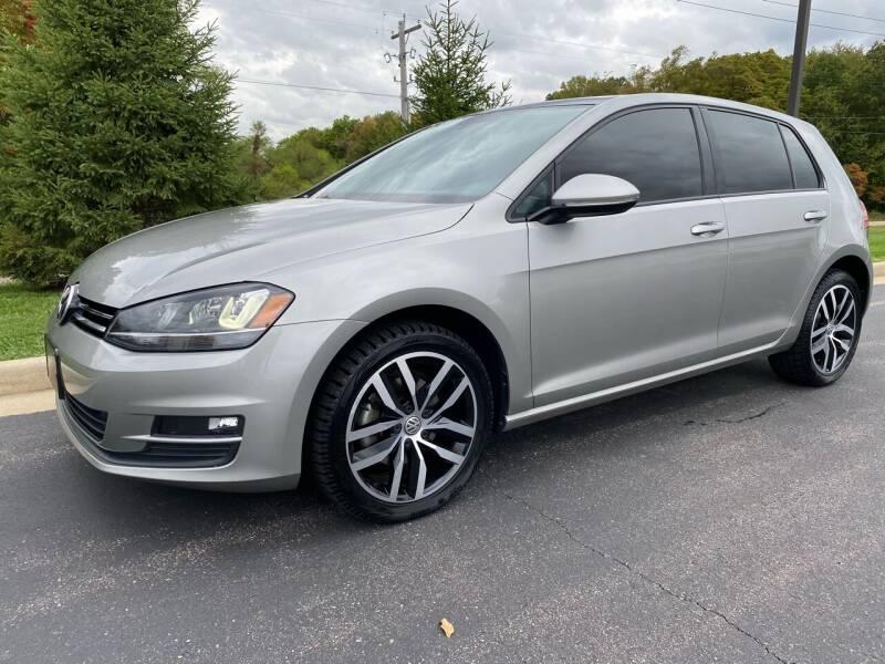 2016 Volkswagen Golf for sale at Encore Auto in Niles MI