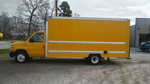 2012 Ford E-Series Chassis for sale at MotorCars LLC in Wellford SC