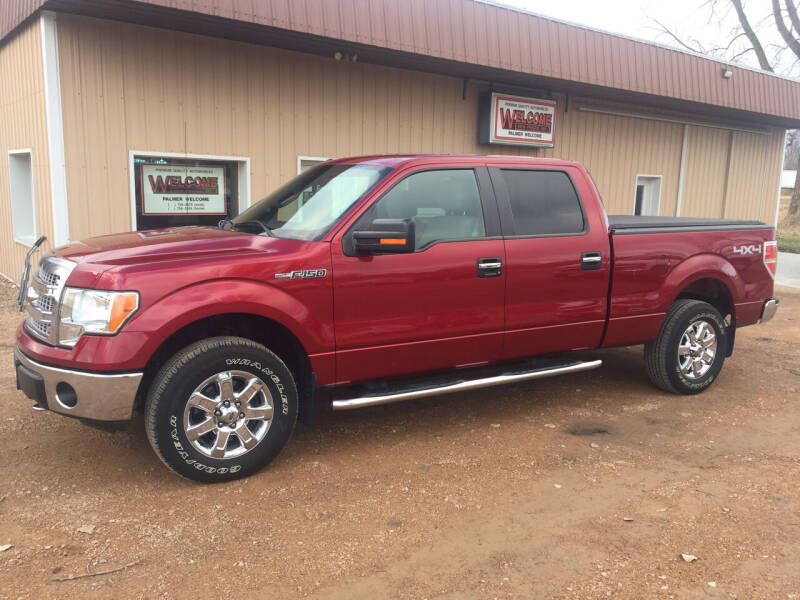 2013 Ford F-150 for sale at Palmer Welcome Auto in New Prague MN