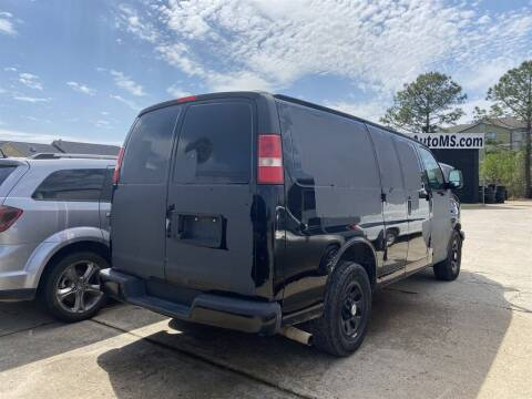 2013 Chevrolet Express Cargo for sale at Direct Auto in D'Iberville MS