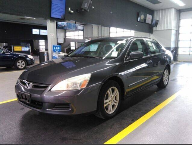 2006 Honda Accord for sale at HW Used Car Sales LTD in Chicago IL