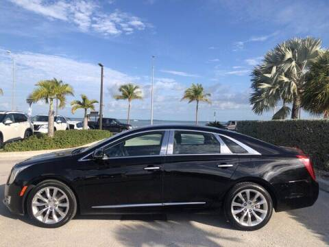 2017 Cadillac XTS for sale at Niles Sales and Service in Key West FL