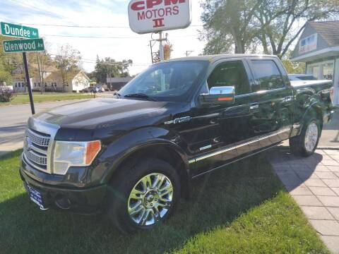 2011 Ford F-150 for sale at CPM Motors Inc in Elgin IL