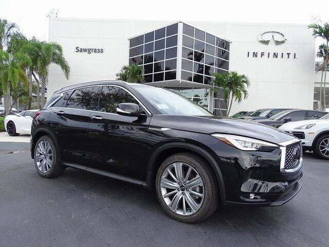 2021 Infiniti QX50 for sale in Tamarac, FL