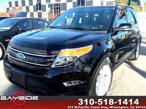 2012 Ford Explorer for sale at BaySide Auto in Wilmington CA