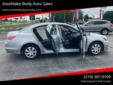 2012 Honda Accord for sale at Southlake Body Auto Sales in Merrillville IN