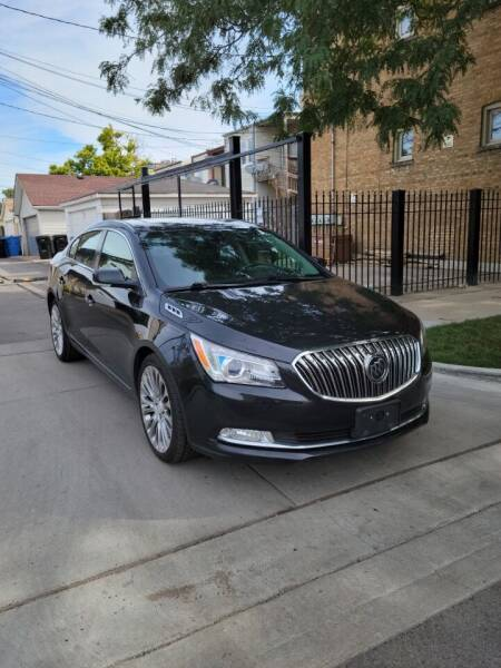 2014 Buick LaCrosse for sale at MACK'S MOTOR SALES in Chicago IL