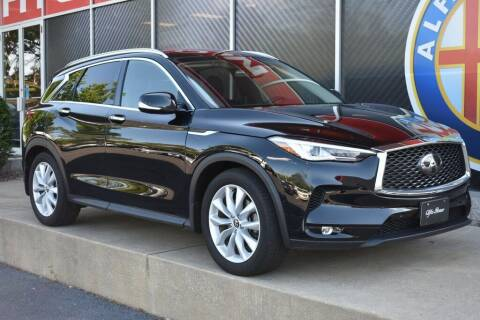 2019 Infiniti QX50 for sale at Alfa Romeo & Fiat of Strongsville in Strongsville OH