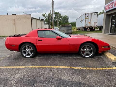 1993 Chevrolet Corvette for sale at Ramsey Motors in Riverside MO