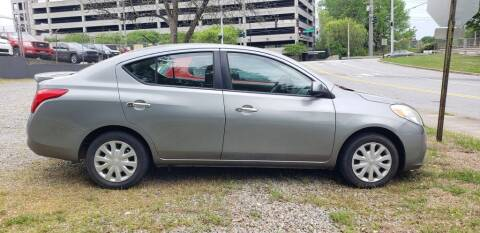 2013 Nissan Versa for sale at On The Road Again Auto Sales in Doraville GA