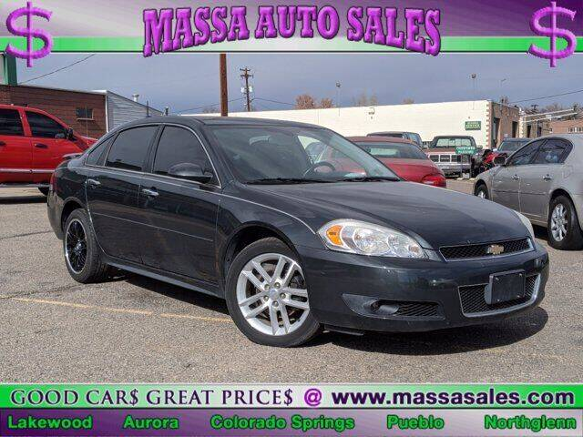 2013 Chevrolet Impala for sale in Lakewood, CO