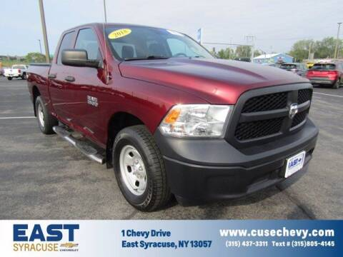 2018 RAM Ram Pickup 1500 for sale at East Syracuse Performance Sales & Service in Syracuse NY