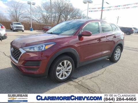 2019 Hyundai Tucson for sale at Suburban Chevrolet in Claremore OK