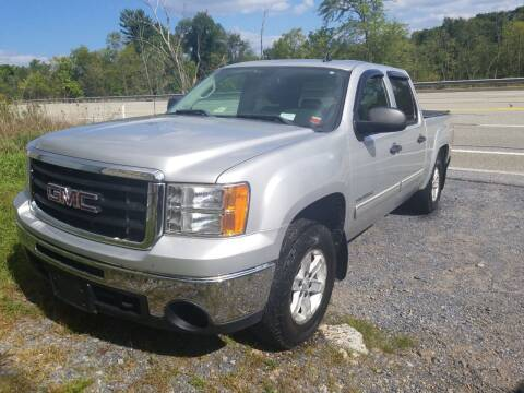 2010 GMC Sierra 1500 for sale at Mackeys Autobarn in Bedford PA