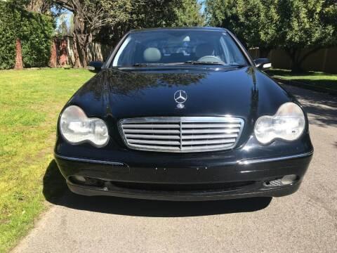 2004 Mercedes-Benz C-Class for sale at Car Lanes LA in Glendale CA