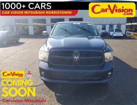 2018 RAM Ram Pickup 1500 for sale at Car Vision Buying Center in Norristown PA
