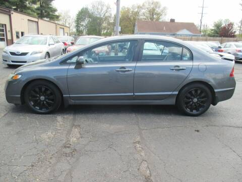 2009 Honda Civic for sale at Home Street Auto Sales in Mishawaka IN