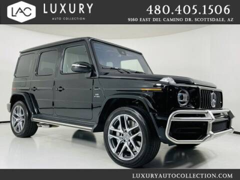 2019 Mercedes-Benz G-Class for sale at Luxury Auto Collection in Scottsdale AZ