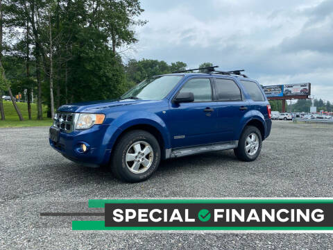 2008 Ford Escape for sale at QUALITY AUTOS in Newfoundland NJ