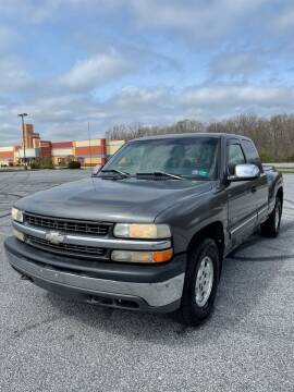 2000 Chevrolet Silverado 1500 for sale at Premium Auto Outlet Inc in Sewell NJ