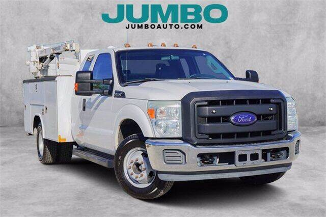 2014 Ford F-350 Super Duty for sale at Jumbo Auto & Truck Plaza in Hollywood FL