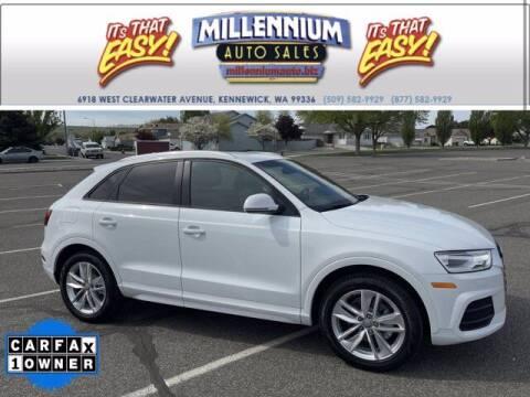 2017 Audi Q3 for sale at Millennium Auto Sales in Kennewick WA