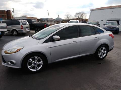 2013 Ford Focus for sale at Big Boys Auto Sales in Russellville KY