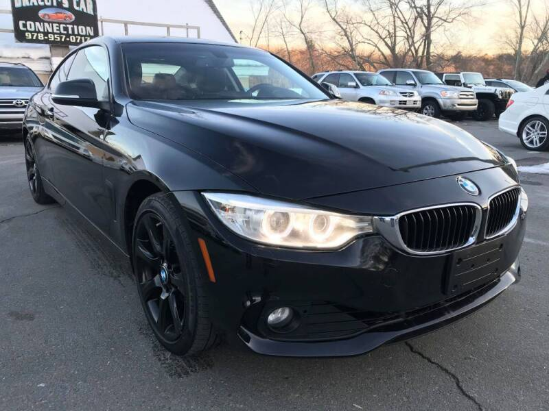 2014 BMW 4 Series for sale at Dracut's Car Connection in Methuen MA