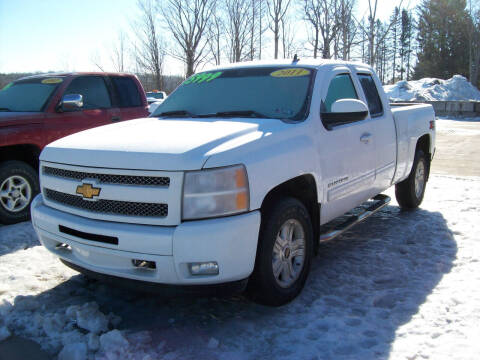 2011 Chevrolet Silverado 1500 for sale at Summit Auto Inc in Waterford PA