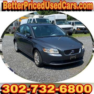 2008 Volvo S40 for sale at Better Priced Used Cars in Frankford DE