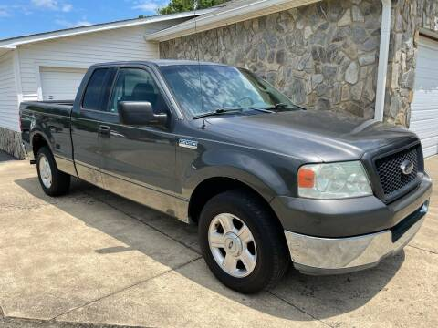2004 Ford F-150 for sale at Jack Hedrick Auto Sales Inc in Madison NC
