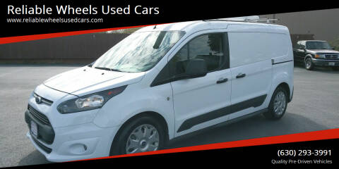 2015 Ford Transit Connect Cargo for sale at Reliable Wheels Used Cars in West Chicago IL