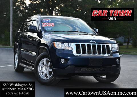 2013 Jeep Grand Cherokee for sale at Car Town USA in Attleboro MA
