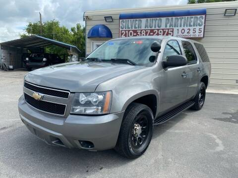 2008 Chevrolet Tahoe for sale at Silver Auto Partners in San Antonio TX