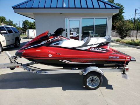 2016 Yamaha WAVE RUNNER VX LIMITED for sale at Kell Auto Sales, Inc - Grace Street in Wichita Falls TX