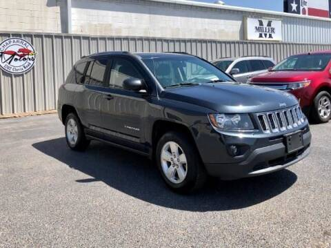 2014 Jeep Compass for sale at Chaparral Motors in Lubbock TX