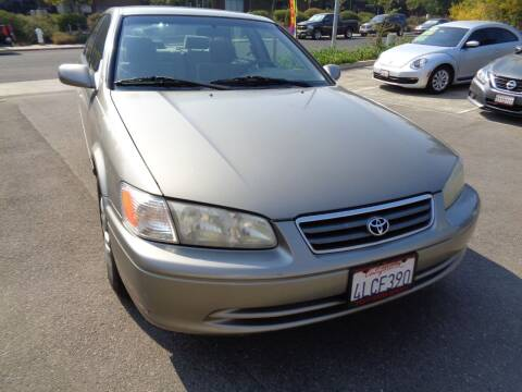 2000 Toyota Camry for sale at NorCal Auto Mart in Vacaville CA