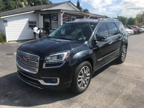 2014 GMC Acadia for sale at Denny's Auto Sales in Fort Myers FL