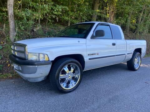 1999 Dodge Ram Pickup 1500 for sale at Lenoir Auto in Lenoir NC