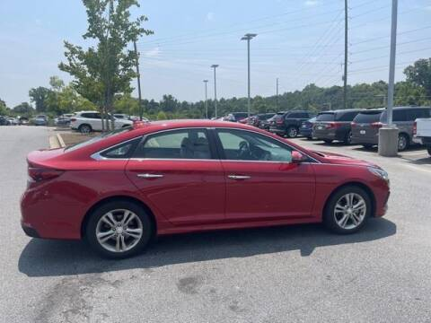 2019 Hyundai Sonata for sale at CU Carfinders in Norcross GA