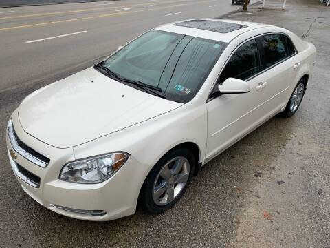 2010 Chevrolet Malibu for sale at FAYAD AUTOMOTIVE GROUP in Pittsburgh PA