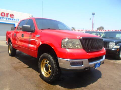 2005 Ford F-150 for sale at The Fine Auto Store in Imperial Beach CA