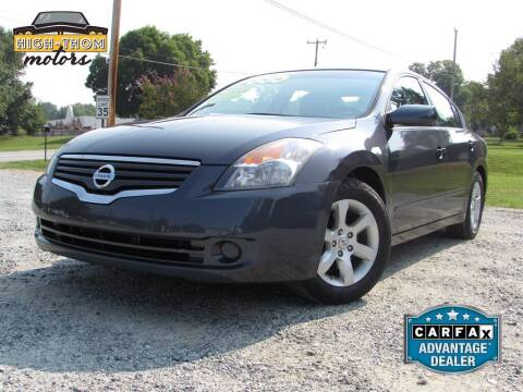 2009 Nissan Altima for sale at High-Thom Motors in Thomasville NC