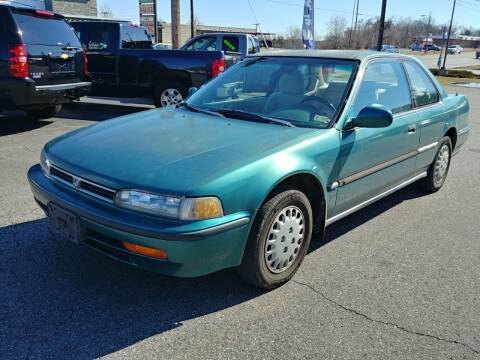 1993 Honda Accord for sale at Regional Auto Sales in Madison Heights VA