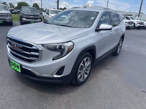 2019 GMC Terrain for sale at DOW AUTOPLEX in Mineola TX
