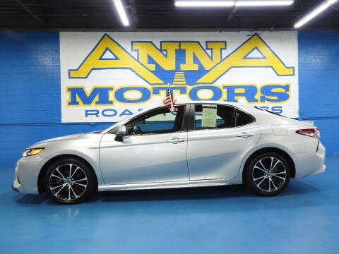 2018 Toyota Camry for sale at ANNA MOTORS, INC. in Detroit MI