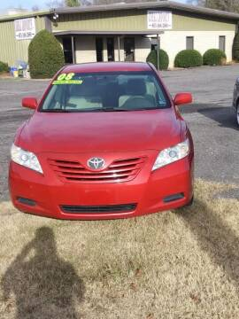 2008 Toyota Camry for sale at IDEAL IMPORTS WEST in Rock Hill SC