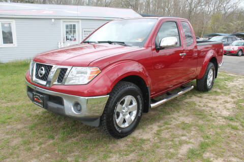 2009 Nissan Frontier for sale at Manny's Auto Sales in Winslow NJ